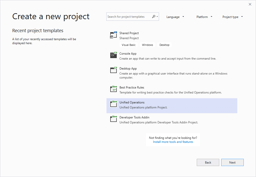 Update to Visual Studio 2019 for #MSDyn365FO 7