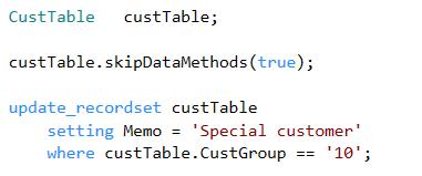 Slow set-based operations? 4