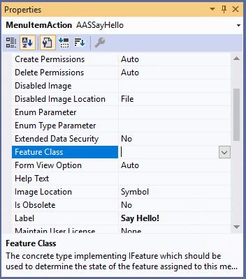 Gestión de características: crear una característica personalizada 1