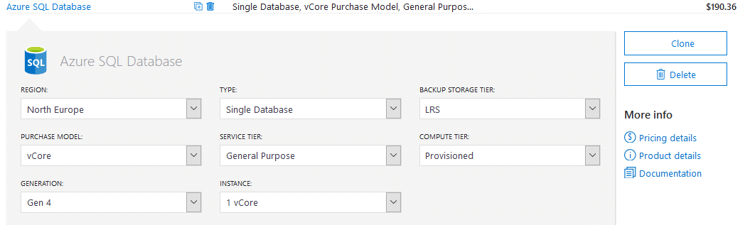 Setup Entity Store's export to Azure Data Lake storage 3