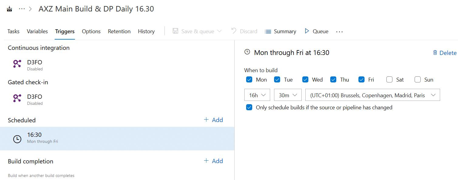 MSDyn365 y Azure DevOps ALM 36
