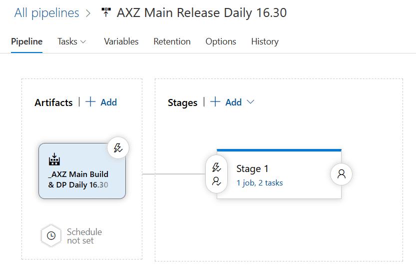 MSDyn365 & Azure DevOps ALM 37