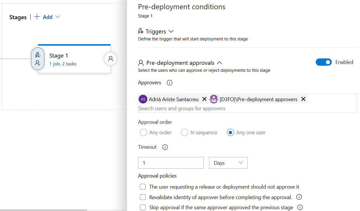 DevOps ALM automation in Microsoft Dynamics 365 for Finance and Operations 5