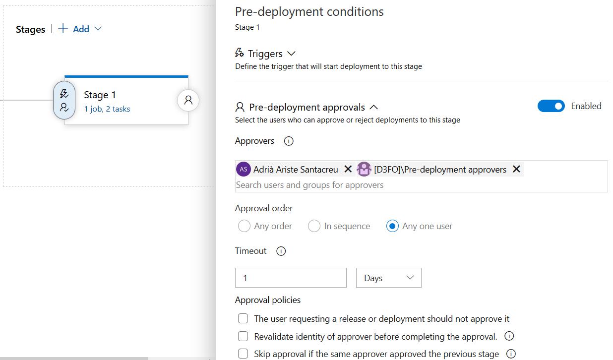 MSDyn365 y Azure DevOps ALM 40