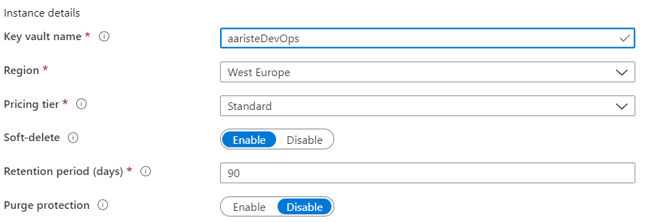 Secure your Azure Pipelines with Azure Key Vault 2