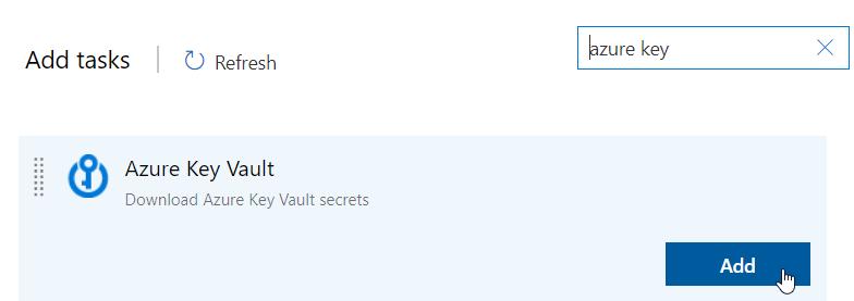 Seguridad en Azure Pipelines con Azure Key Vault 2