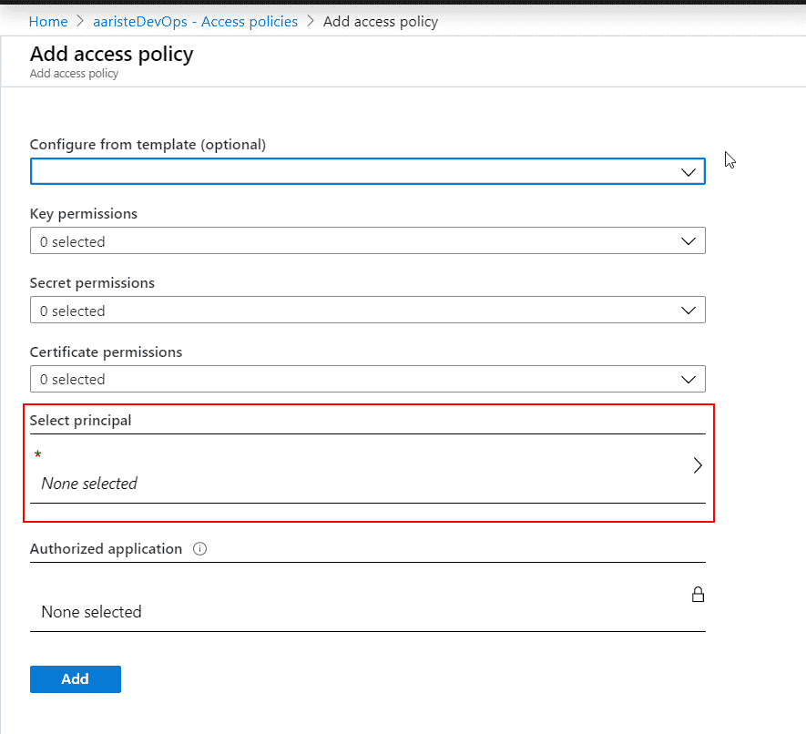 Secure your Azure Pipelines with Azure Key Vault 6