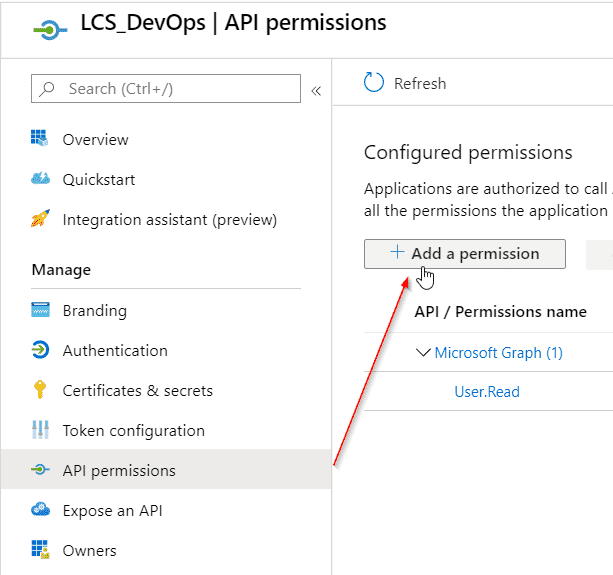 MSDyn365 y Azure DevOps ALM 32