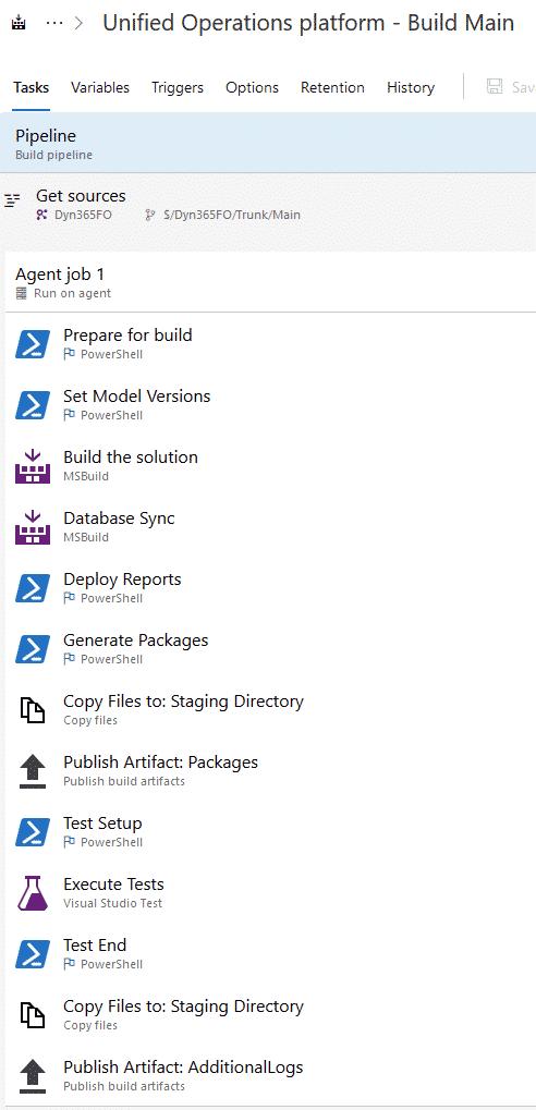 MSDyn365 y Azure DevOps ALM 3
