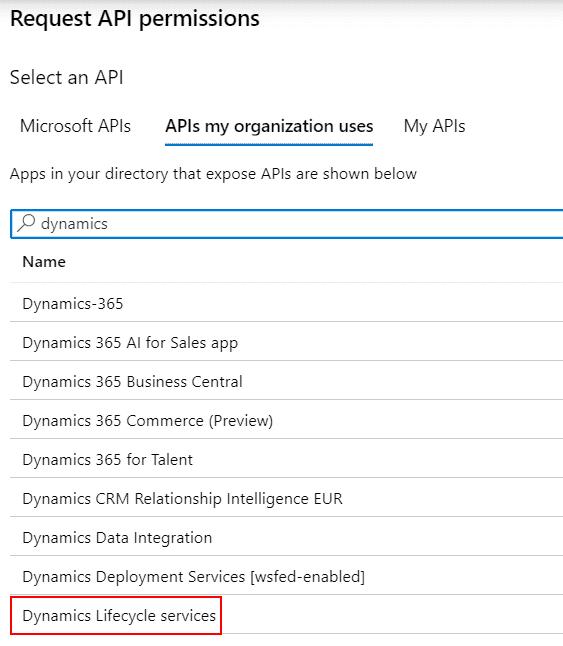 MSDyn365 y Azure DevOps ALM 33