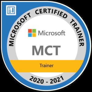 Microsoft MCT