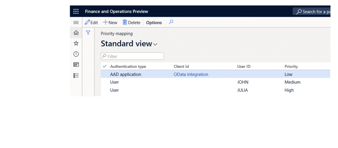 Priority-based throttling for Dynamics 365 integrations 1