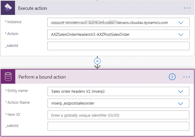 Execute Dynamics 365 OData actions as Dataverse actions using Virtual Entities 3