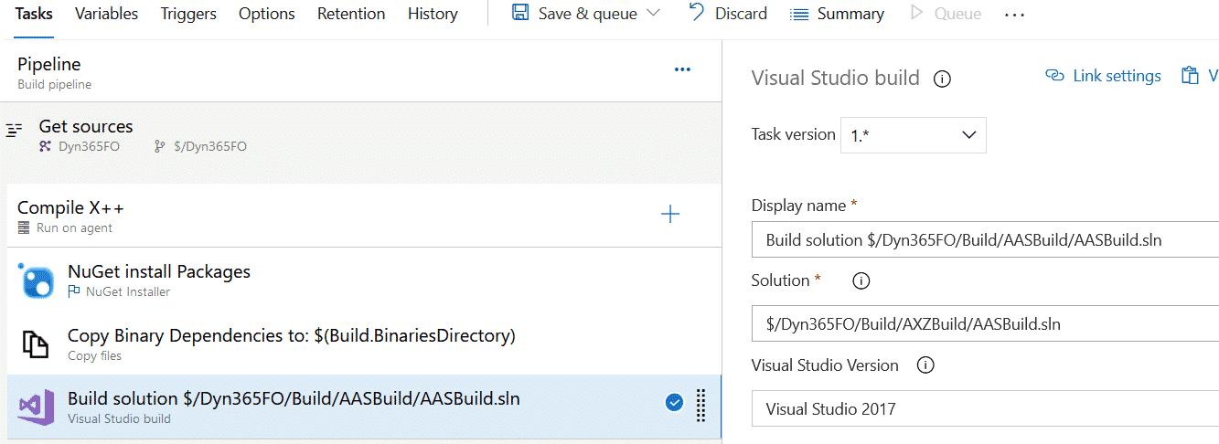 MSDyn365 y Azure DevOps ALM 14