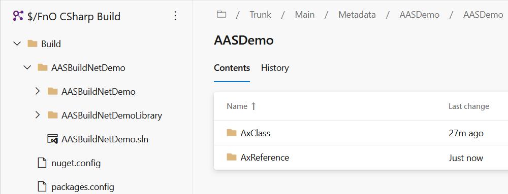 Añade y compila proyectos .NET a tu pipeline de Dynamics 365 8